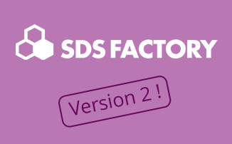 Sortie officielle de SDS Factory version 2 !