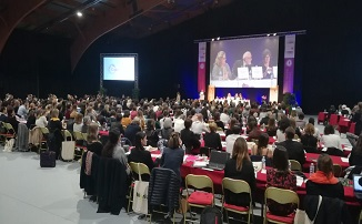 EcoMundo attends the 16th edition of the Chartres Congress