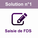 solution FDS saisie
