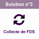 solution FDS collecte