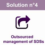 Outsourced management SDS