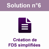 solution FDS simplifiees