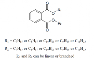 Di-C7-11-(linear and branched)-alkyl phthalate